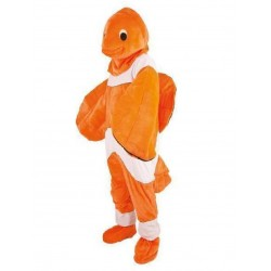 mascotte de poisson clown - Nemo