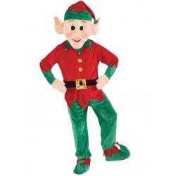 Mascotte de lutin - Elfe