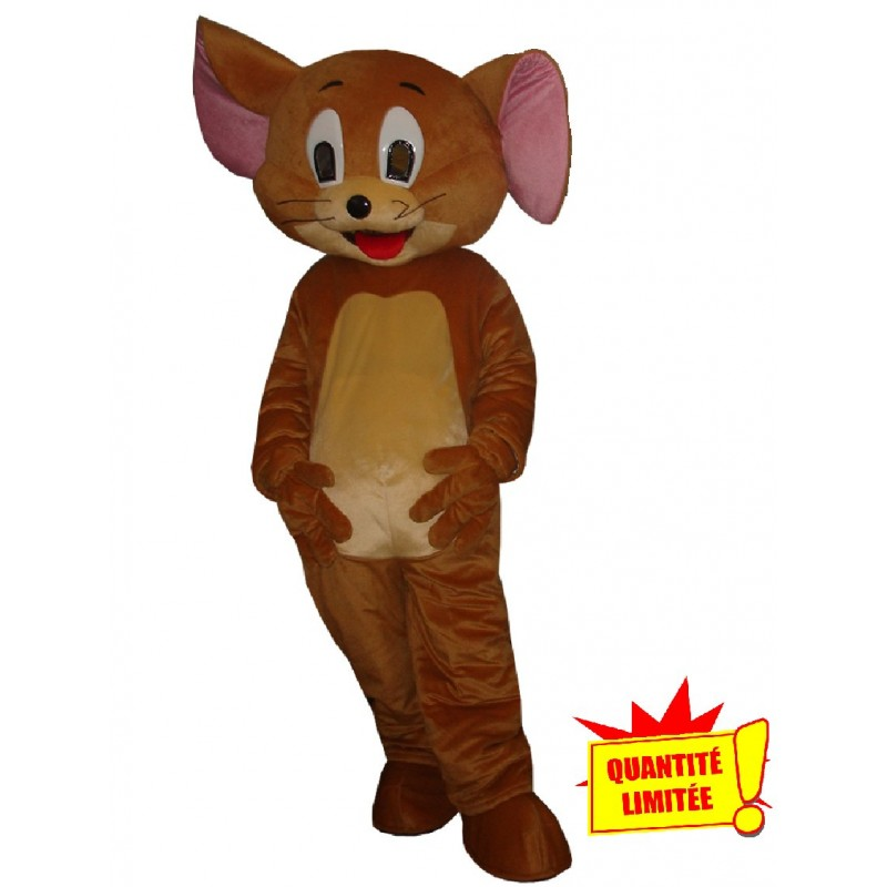 Mascotte de jerry mascotte discount fiesta and co - Tete a coiffer professionnelle adulte ...