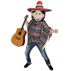 Mascotte de mexicain