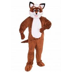 Mascotte de renard -Rox