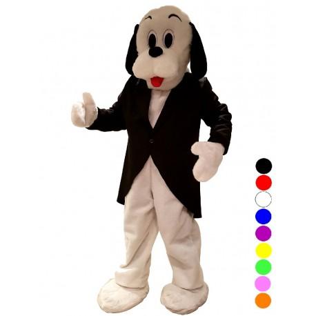 veste queue de pie pour mascotte