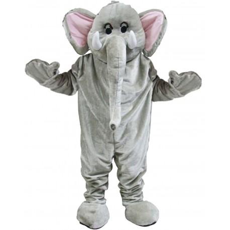 Mascotte d'Eléphant