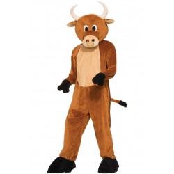 mascotte de taureau