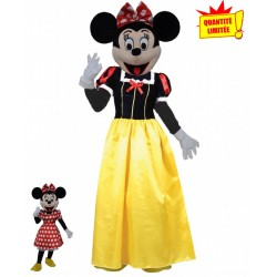 Mascotte Minnie Princesse Disney (2en1)