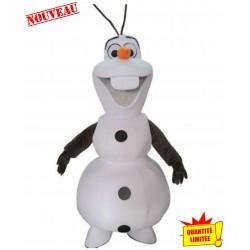 Mascotte Reine des neiges OLAF