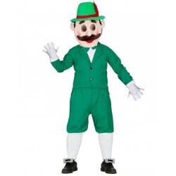 Mascotte de St Patrick 2