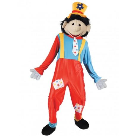 Mascotte de Clown pas cher