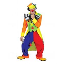 costume clown homme