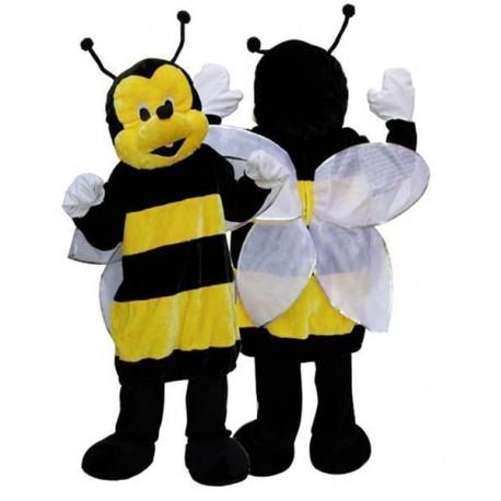 Mascotte d'Abeille maya l'abeille