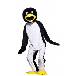 Mascotte de pingouin