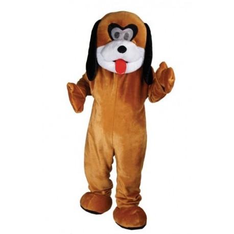 Mascotte de chien
