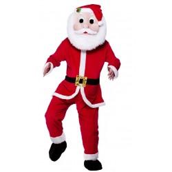 mascotte de Père Noël